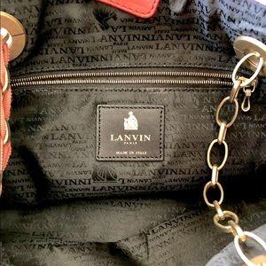 Lanvin Lambskin Tote bag